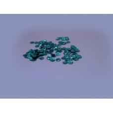 M11  №3 пайетки граненные металлизированные (уп.5гр)