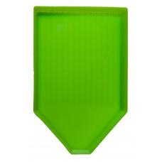 Тарелка прямоугольная (лоток для страз)