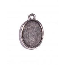 SM-1318 сеттинги,13х18,цв.серебро 1шт.