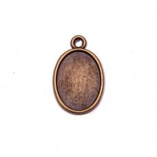 SM-1318/1сеттинги,13х18,цв.бронза 1шт.
