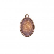 SM-1825/1сеттинги,18х25,цв.бронза 1шт.