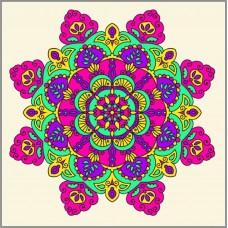 MD-017 (Счастье) 40х40, 27 цветов