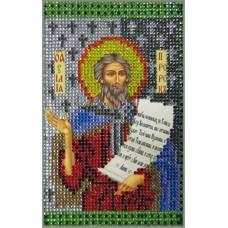 Картина(Пророк Илья) стразы стекло-термоклеевые 20x28см.,11цв.