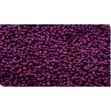 470 Бисер Opaque colours seed 12/0 цвет №470 т. сирень (450/500гр) пр-во Китай